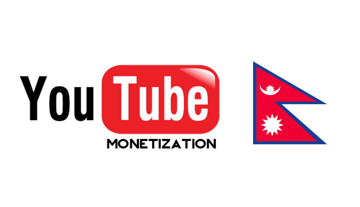 Nepal Listed in YouTube Partner Program