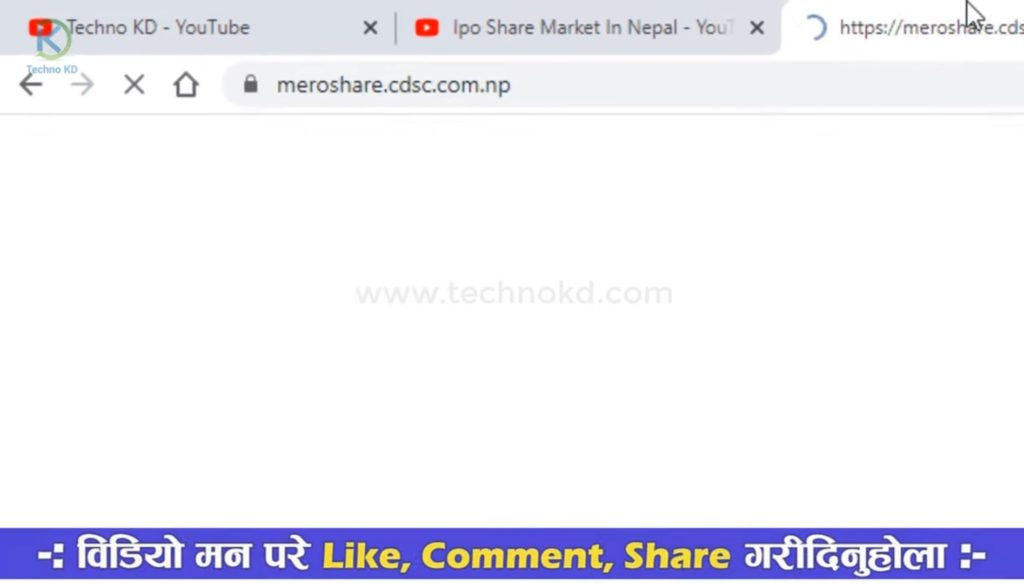 How to buy IPO/share online in Nepal