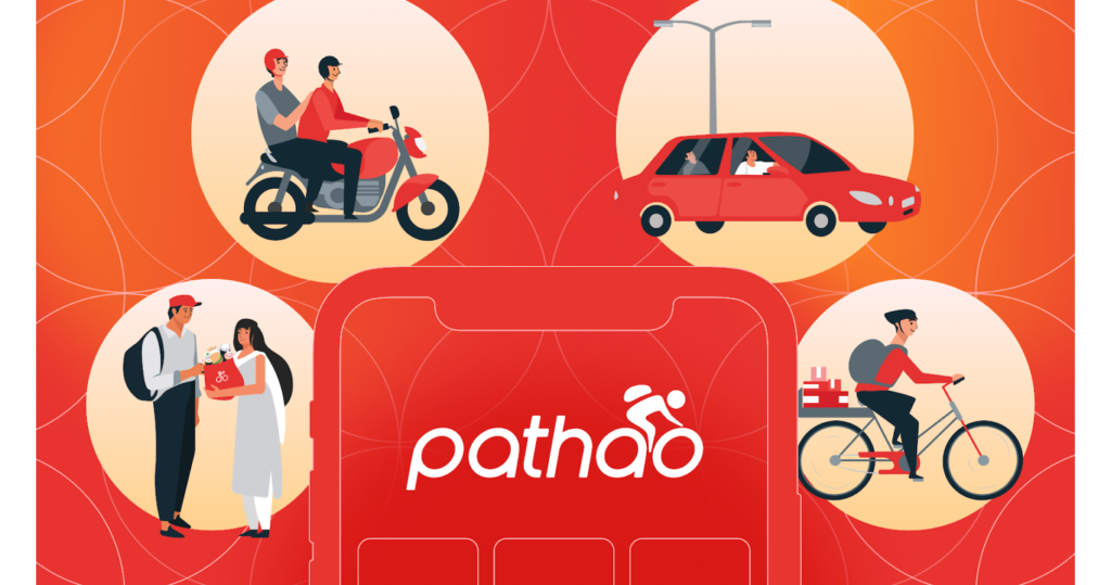 Services of Pathao App