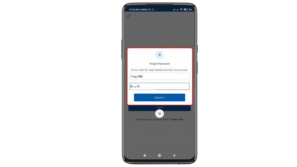How to Reset Connect IPS Password